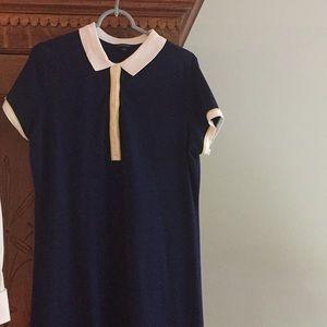 Lands End shirt dress